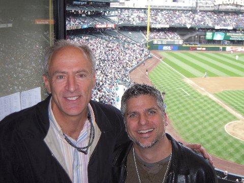 Eric Nadel and Garth
