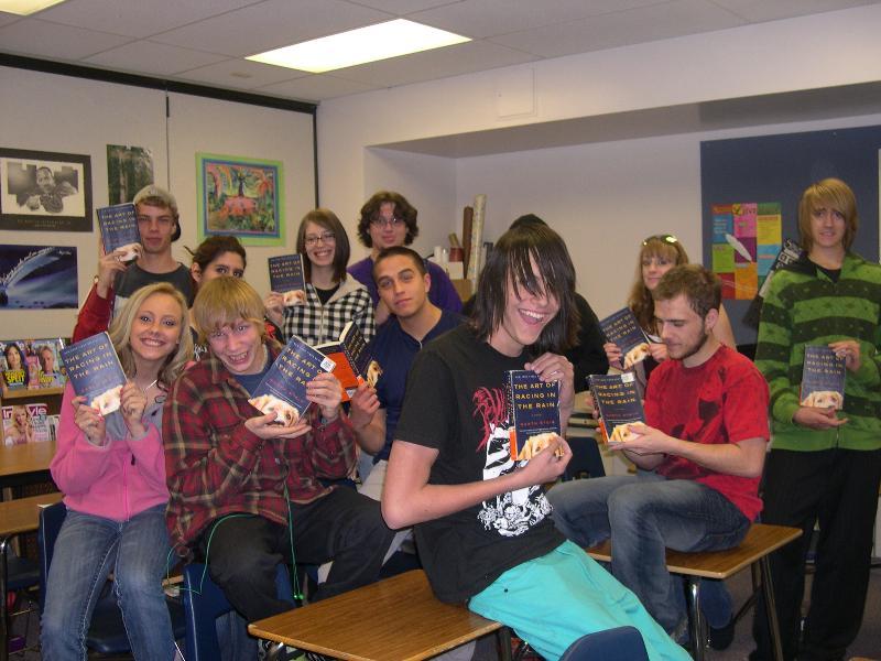 GS classrom visit