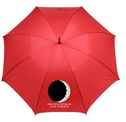 Red Raven Umbrella