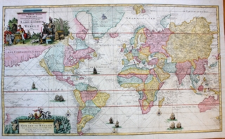 Van Keulen World Map