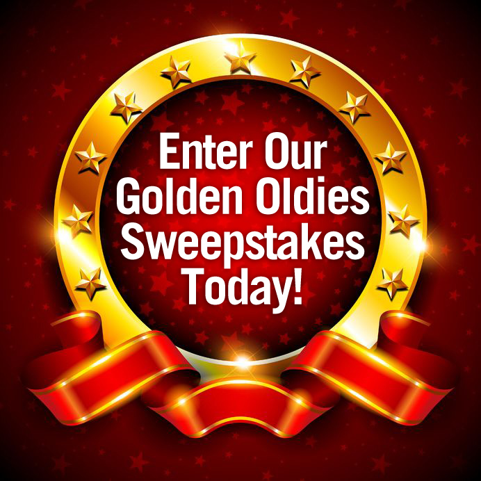 GRSRS Golden Oldies Sweepstakes