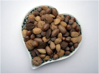 Healthy Assortment of Nuts