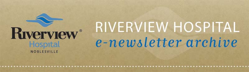 E-newsletter archive