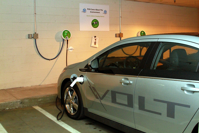 Earth Day 2011, PVH Electric Car