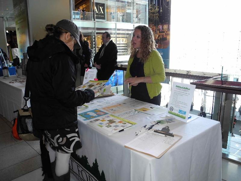 Earth Day 2011 Time Warner