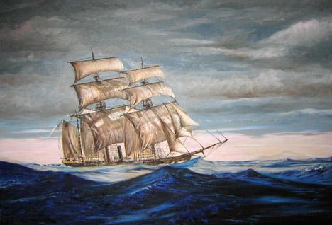 C.S.S Alabama, Capt. Raphael Semmes