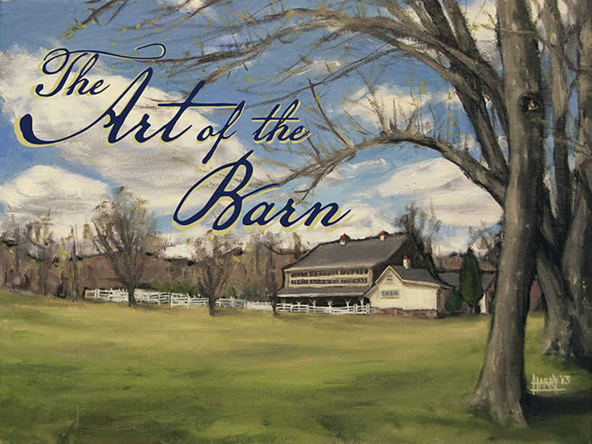 art of the barn