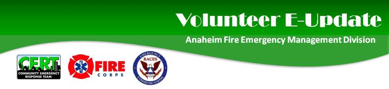 2011 Volunteer News Banner
