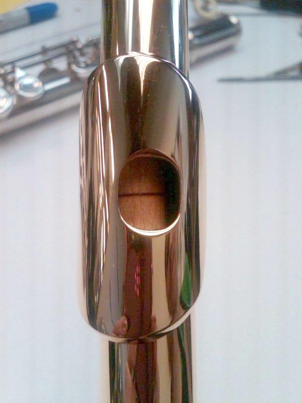 Flute Headjoint