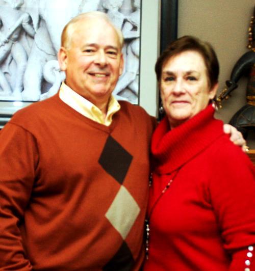Bob and Sandy Walker