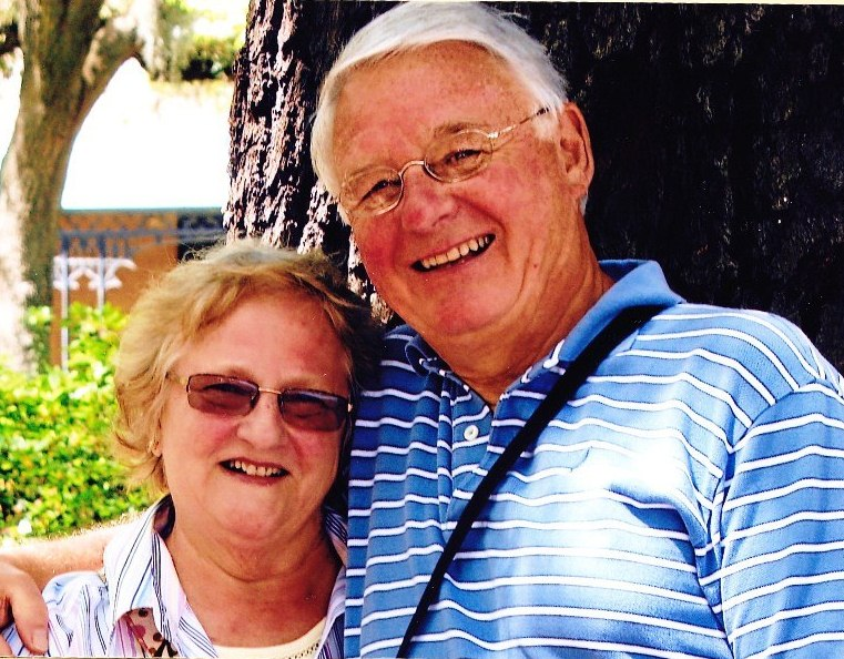 Joann Stark and Larry Anderson