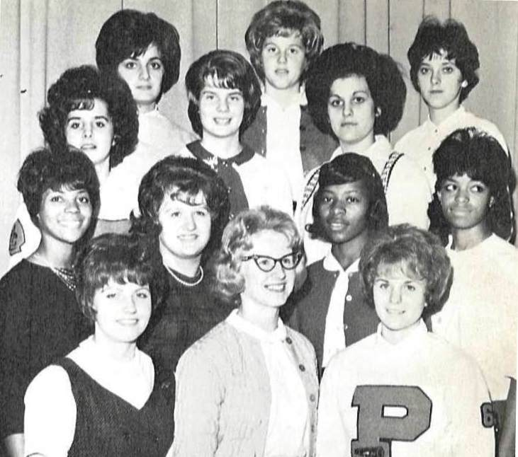 Senior Girls Ensemble 1963