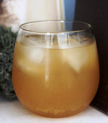 Ginger Vinegar Punch