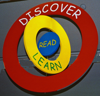 discover read learn