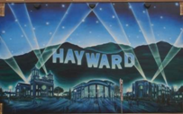 Hayward Mural Project notecard