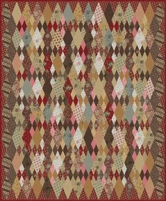 Moda Community Collections Quilt Kit