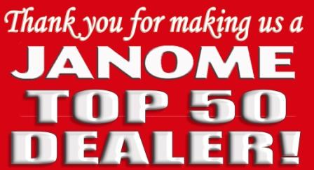 Janome Top 50
