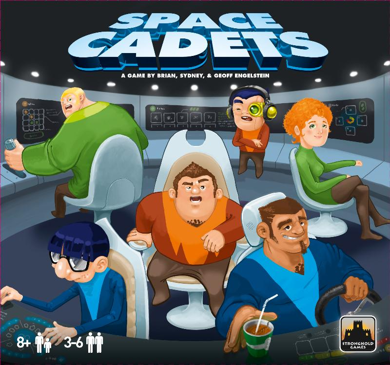 Space Cadets boxtop
