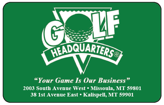 Golf HQ Gift Card