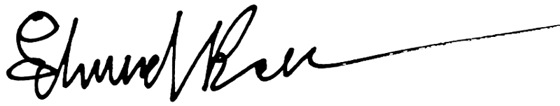 e brown signature