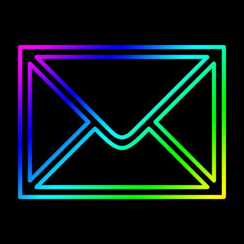 envelope-neon