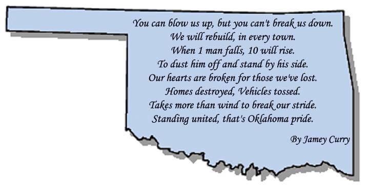 Oklahoma Pride poem