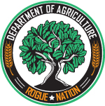 web Dept of Agriculture Logo
