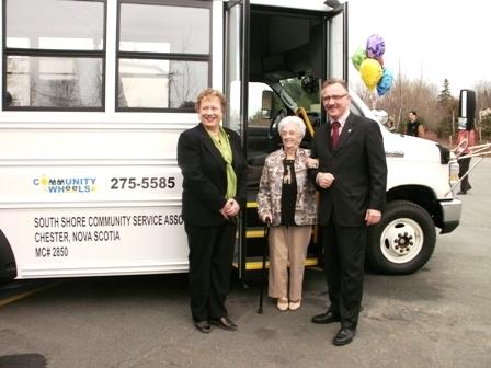 Community Wheels Bus