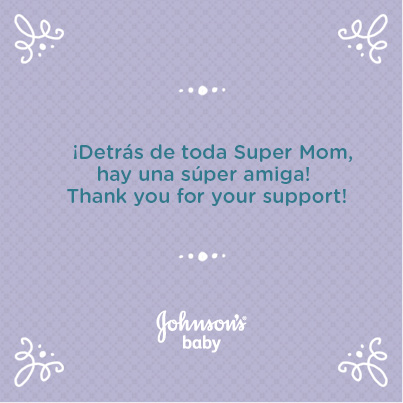 Johnson's Baby EMM Cares Campaign