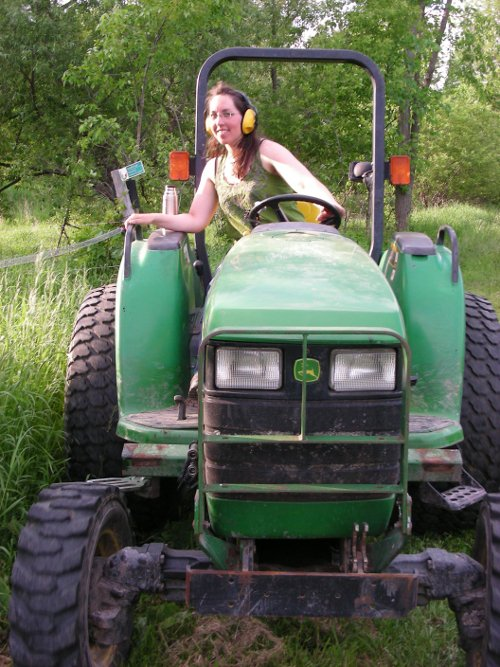 Caro Tractor
