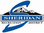 Sheridan Recreation District logo