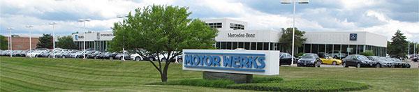Motor Werks Newsletter Banner Image
