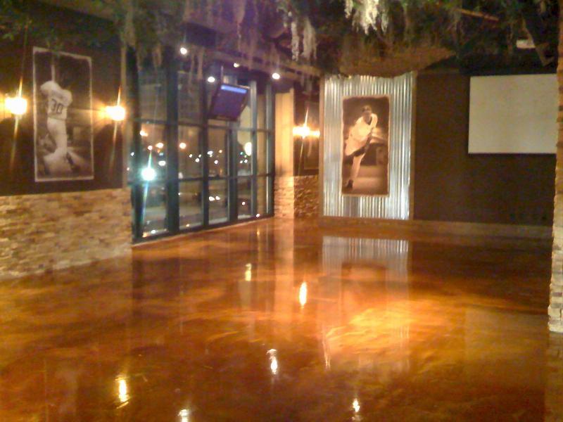Amazing Concrete Floors