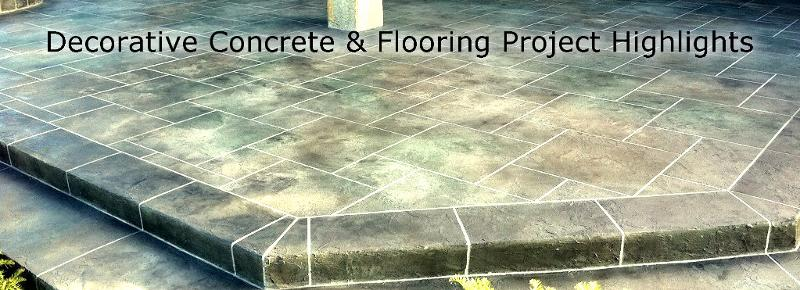 Decorative Concrete & Flooring