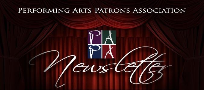 PAPA Newsletter banner