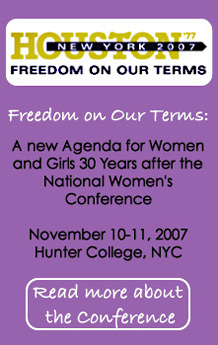 Freedom on our terms Conference