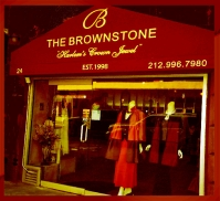 The Brownstone Storefront