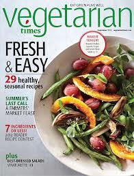 Vegetarian Times - September 2012