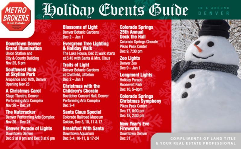 2011 Holiday Calendar