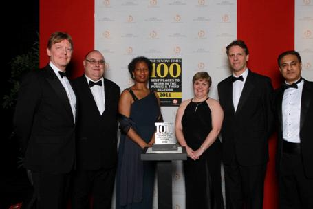 Best Companies 2011 Awards