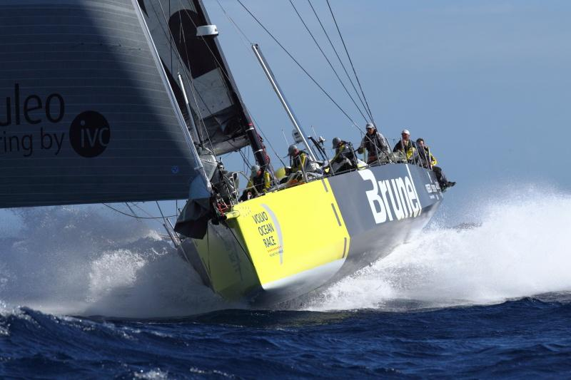 Team brunel at Redonda Tim Wright
