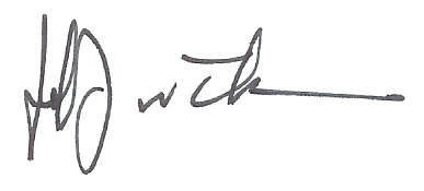 Jeff Tucker signature