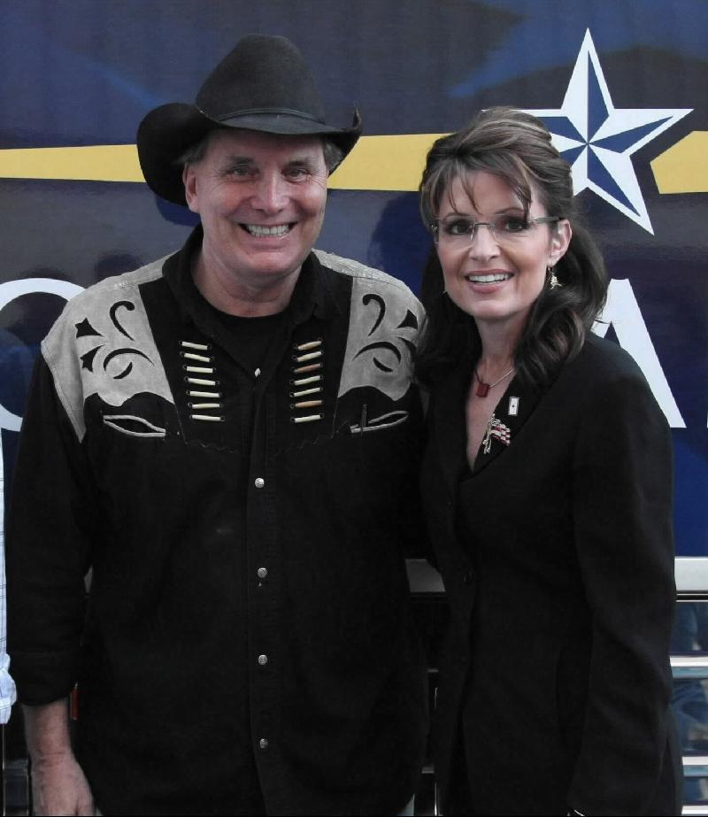 Gov Palin and Pat Garrett 3