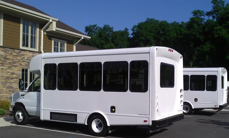 new buses