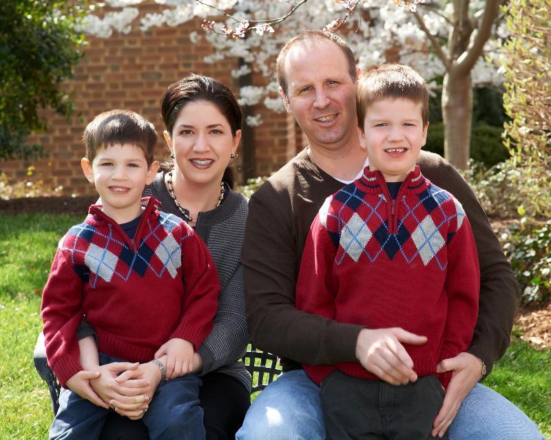 The Marsh Family
