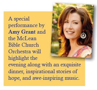 Amy Grant for Gala