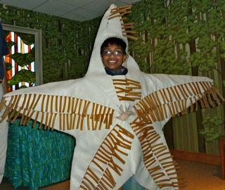 Akhil at Christmas Camp