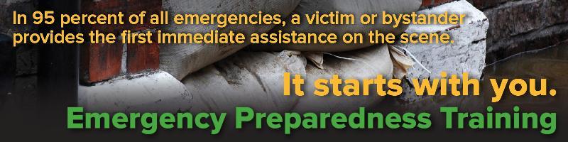 Emergency Preparedness Trainings