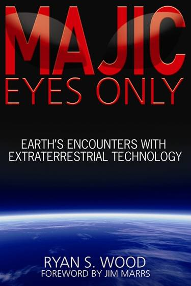 Majic Eyes Only  Book Cover