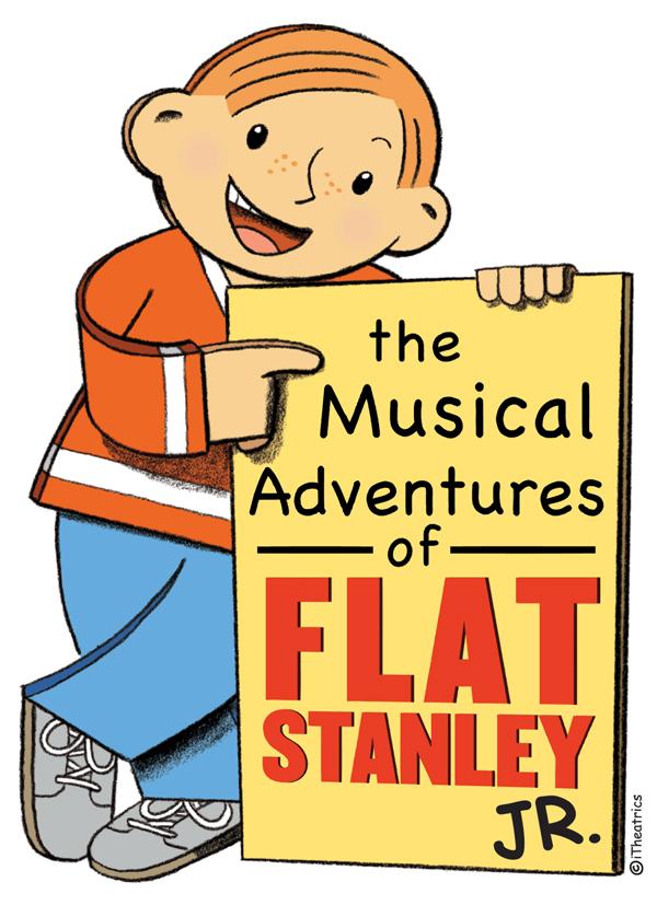 Flat Stanley vertical